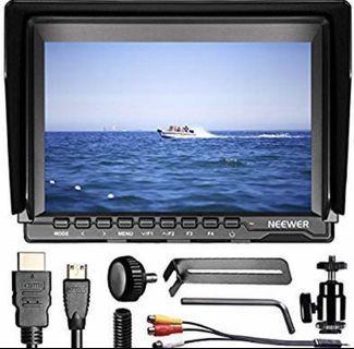 🚚 Neewer NW74K 7 inch ultra Hd Monitor #ENDGAMEyourEXCESS