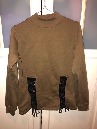 Missguided turtleneck sweater new