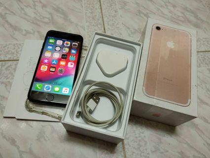 MY set iPhone 7 (128GB)