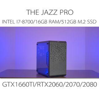 INTEL I7-8700 LIQUID COOLING ULTRA GAMING DESKTOP PC WITH GTX1660TI/RTX2060/2070/2080(BUILD TO ORDER)