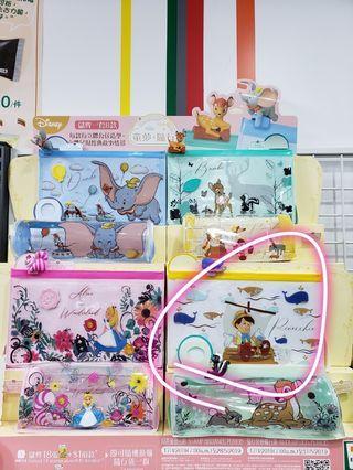 7 11 7 Eleven Disney 童夢同行系列 小木偶