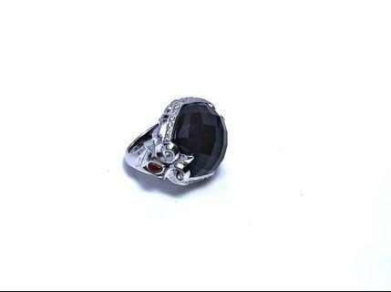 925 Sterling Silver SEAN Ring