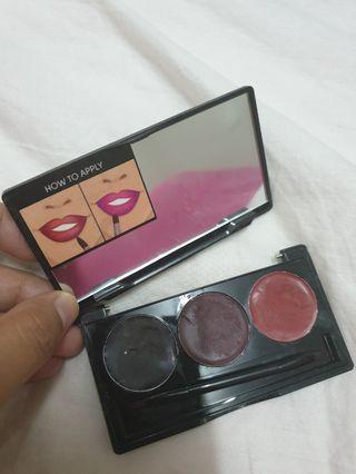 Primark lips ombre - used