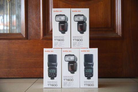 Godox TT600 Speedlite for Canon/Sony/Nikon