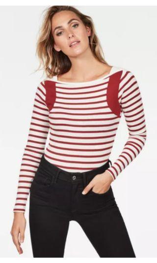 G Star stripe t-shirt