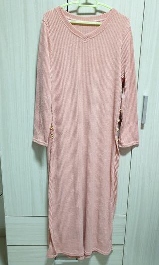 Knitted Tunic/Dress