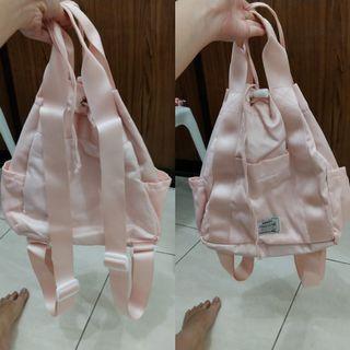 Miniso Mini Ransel Baby Pink