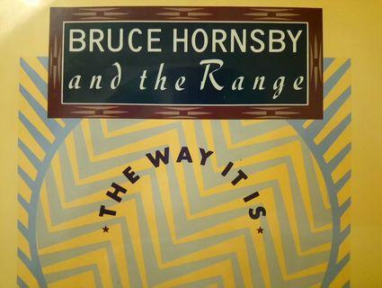 """Bruce Hornsby and the Range The Way It Is 12"""" Inch Vinyl"""