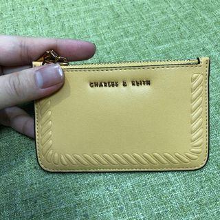 Charles&keith Card coins bag