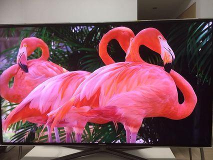 """Samsung 55"""" LED smart 3D tv"""