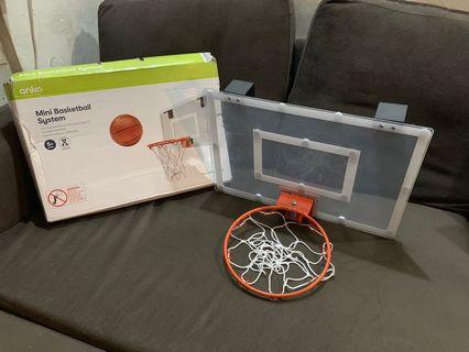 best website fe4e0 dffdc Mini basketball system ( fiber glass wd spring )