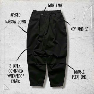 【1號】Goopi GOOPiMADE® N-DP.Tapered Pants