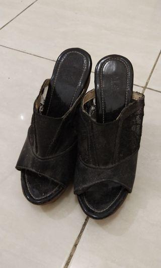 M&C Collection Black Heels