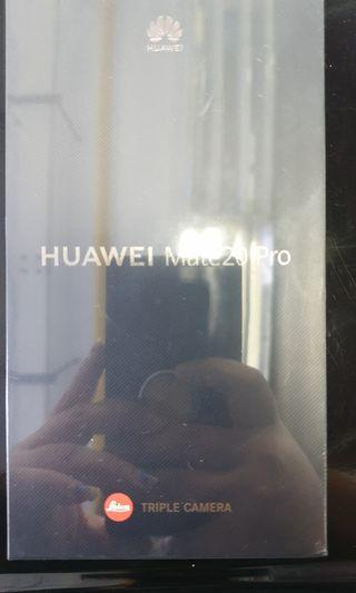 Brand new Huawei Mate 20pro