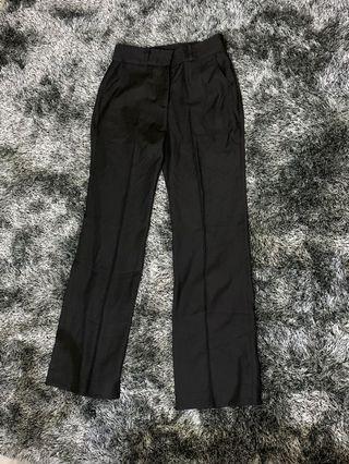 Black Slacks, Size 28