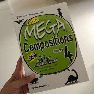 $6 mega composition reference book for P4