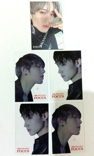 [WTS/WTT] JUS2 Focus Photocards