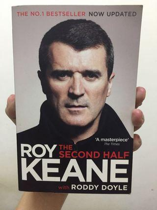 Roy Keane: The Second Half, with Roddy Doyle