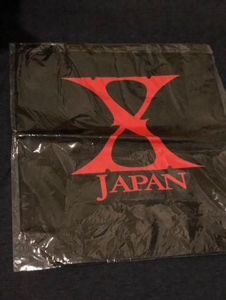 X JAPAN World Tour in Asia 2009 官方環保袋