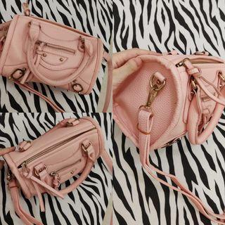 Small Pinkish Bag