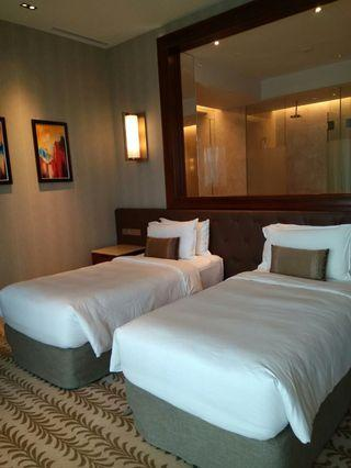 Hotel stay for Jun holiday