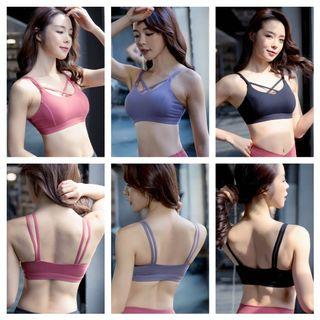 TI: Move It Sports Bra