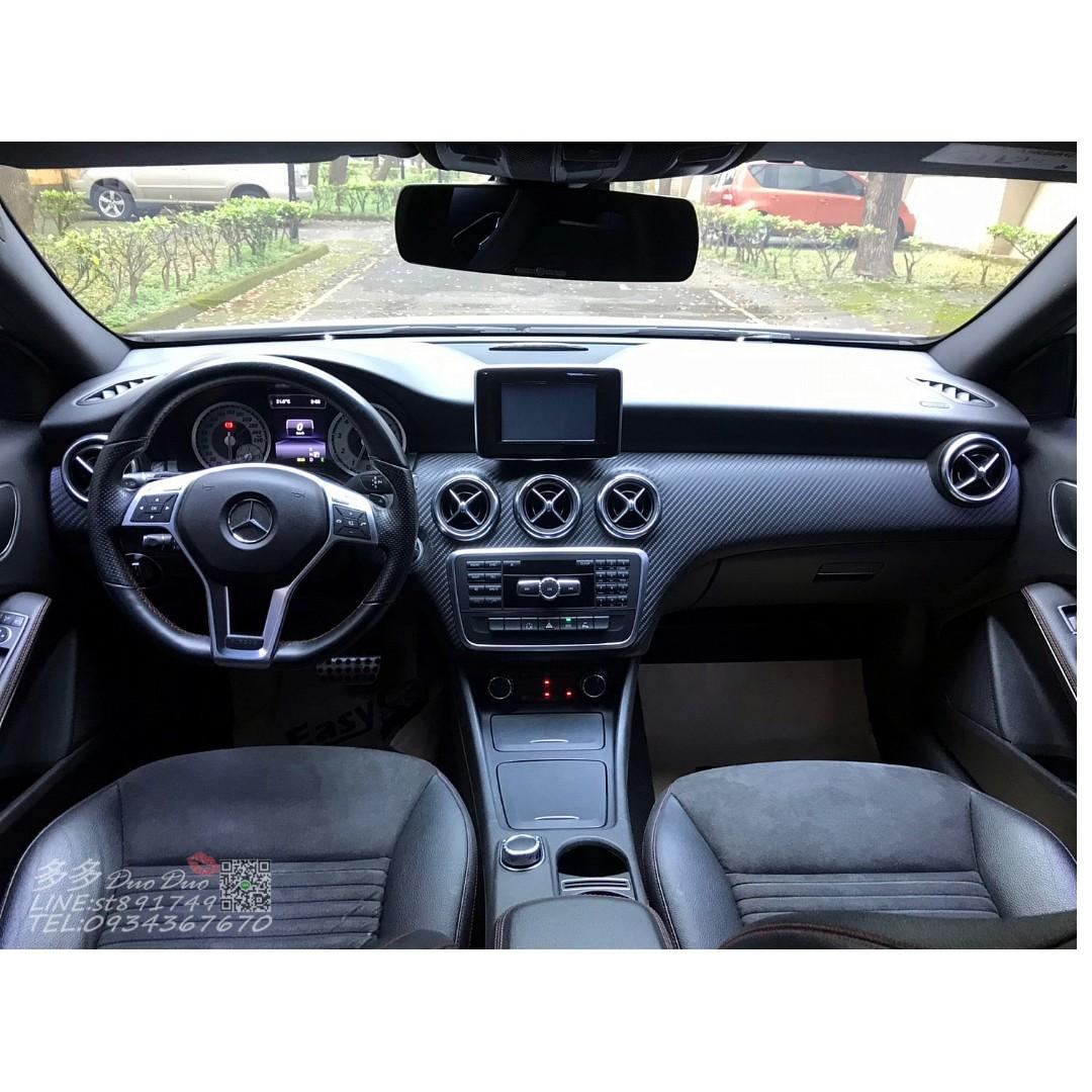 2013年 M-Benz A180 AMG 1.6