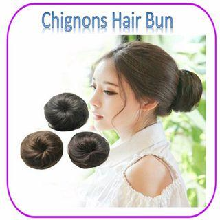 🚚 50% OFF ! Chignon Clip On Hair Bun