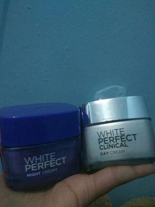 Bundle Loreal White Perfect Clinical