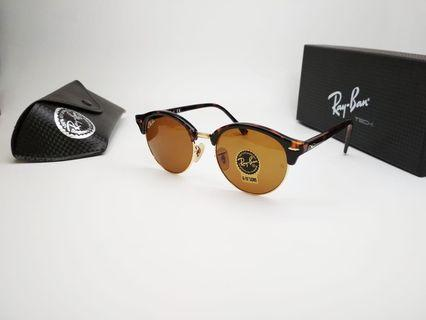 Rayban Sunglasses rb4246 clubmaster