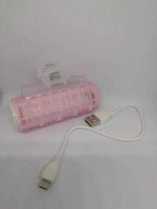 Chargeable Hair Curler (for fringe)