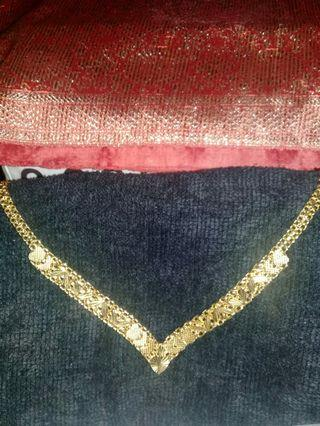1 gram gold Necklace