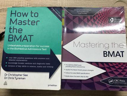 🚚 BMAT Guide Books