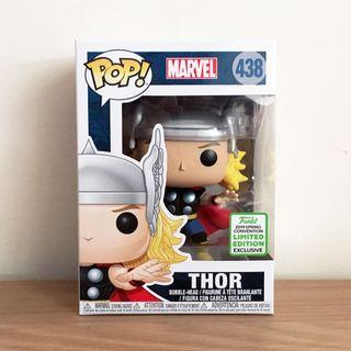 Funko Pop Thor 2019 Spring Convention Limited Edition Exclusive