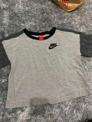 New small Nike crop
