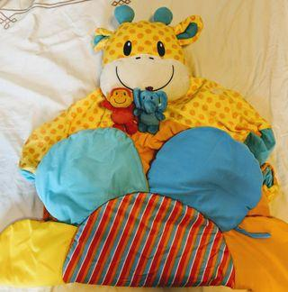 Mothercare giraffe sit up cosy