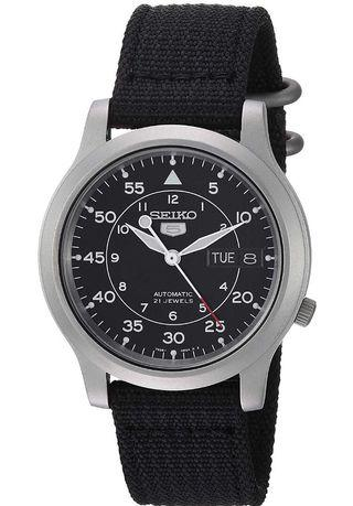 Seiko 5 Automatic Stainless Steel Watch 自動裱 手裱