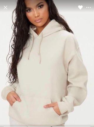 Pretty Little Thing | Oversized Hoodie