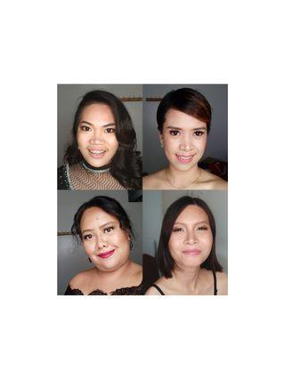 Freelance Make-up Artist (Traditional)