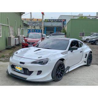 【FB搜尋桃園阿承】豐田 超人氣FT86 GT86 2013年 2.0 白色 二手車 中古車