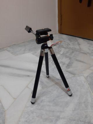 Tripod Camera/ Foooted/ Adjust