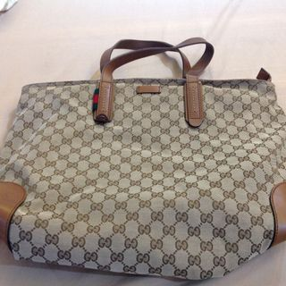 0b89c9335592dc tote bag authentic gucci | Bags & Wallets | Carousell Philippines