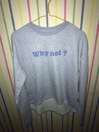 Long Sleeve Shirt/Sweatshirt Osella