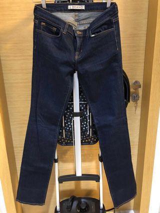 J Brand Ladies Straight Leg Jeans