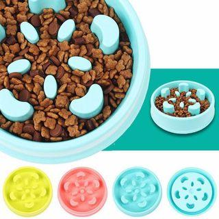 Pet Dog Anti Choke Food Bowl