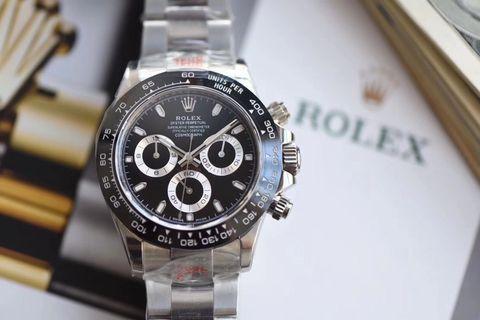 Rolex Daytona 116500 BLK by N factory (Premium Quality)
