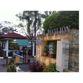 RENT!! Villa Pavillion Condominium Fully Furnished Bukit Serdang Seri Kembangan