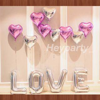 (Love) Balloons
