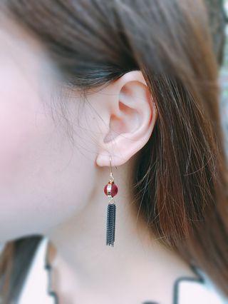 韓國耳環(兩色)