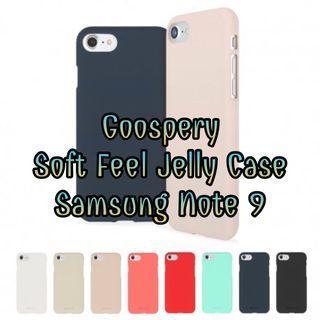 Goospery Mercury Soft Feeling Case for Samsung Galaxy Note 9